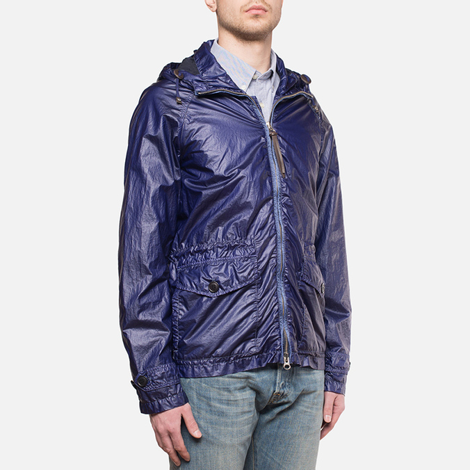 Мужская куртка Woolrich Redstone Jacket Dark Royal