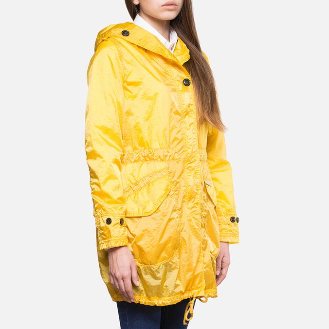 Женская куртка Woolrich Rubber Prescott Parka Bright Sun