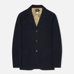 Мужской пиджак Woolrich Woolen Mills Martin MS Navy фото- 0