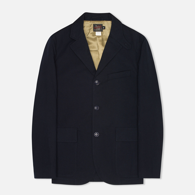 Мужской пиджак Woolrich Woolen Mills Martin MS Navy