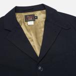 Мужской пиджак Woolrich Woolen Mills Martin MS Navy фото- 1