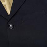 Мужской пиджак Woolrich Woolen Mills Martin MS Navy фото- 2