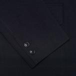 Мужской пиджак Woolrich Woolen Mills Martin MS Navy фото- 4