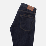 Barbour Comet Slim Rinse & Resin Jeans Navy photo- 1