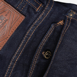Barbour Comet Slim Rinse & Resin Jeans Navy photo- 4