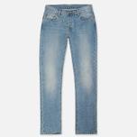 Мужские джинсы Carhartt WIP Bucaneer Revolt Blue Washed фото- 0