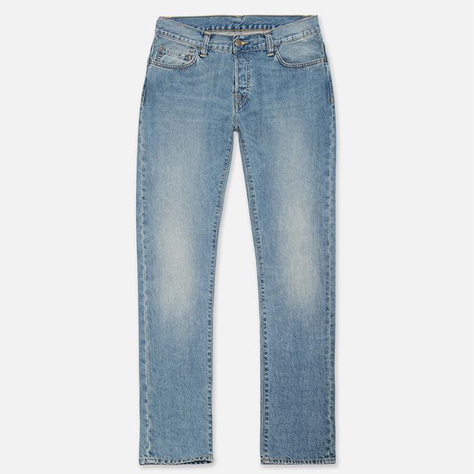 Мужские джинсы Carhartt WIP Bucaneer Revolt Blue Washed