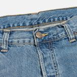Carhartt WIP Bucaneer Revolt Jeans Blue Washed photo- 2