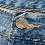 Мужские джинсы Carhartt WIP Bucaneer Revolt Blue Washed фото- 3