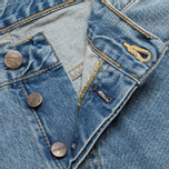 Мужские джинсы Carhartt WIP Bucaneer Revolt Blue Washed фото- 5