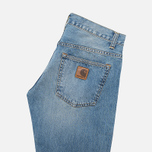 Мужские джинсы Carhartt WIP Bucaneer Revolt Blue Washed фото- 1
