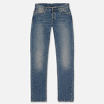 Мужские джинсы Carhartt WIP Bucaneer Revolt Grit Blue Washed фото- 0