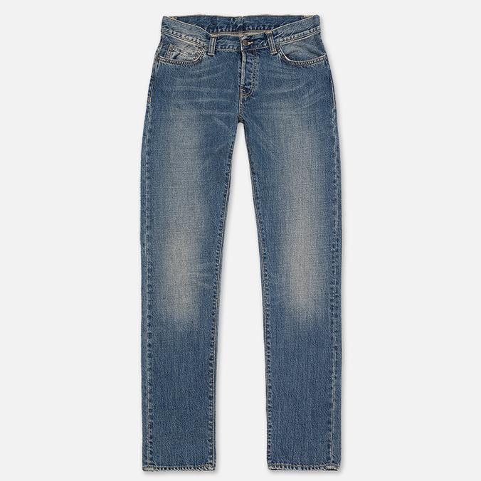 Мужские джинсы Carhartt WIP Bucaneer Revolt Grit Blue Washed