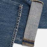 Мужские джинсы Carhartt WIP Bucaneer Revolt Grit Blue Washed фото- 6