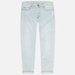 Мужские джинсы Carhartt WIP Klondike II Otero Blue Blast Washed фото- 0