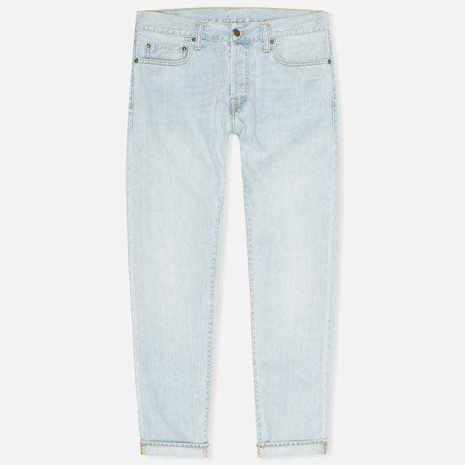 Мужские джинсы Carhartt WIP Klondike II Otero Blue Blast Washed
