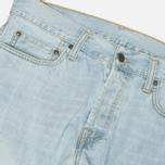 Мужские джинсы Carhartt WIP Klondike II Otero Blue Blast Washed фото- 3