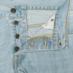 Мужские джинсы Carhartt WIP Klondike II Otero Blue Blast Washed фото- 2