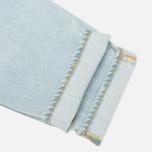 Мужские джинсы Carhartt WIP Klondike II Otero Blue Blast Washed фото- 4