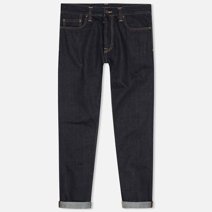 Мужские джинсы Carhartt WIP Klondike II Otero Blue Rinsed