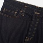 Мужские джинсы Carhartt WIP Klondike II Otero Blue Rinsed фото- 3