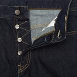 Мужские джинсы Carhartt WIP Klondike II Otero Blue Rinsed фото- 2