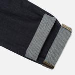 Мужские джинсы Carhartt WIP Klondike II Otero Blue Rinsed фото- 4