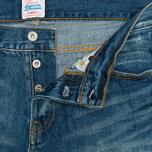 Мужские джинсы Denim Demon Aahka Light Blue фото- 2