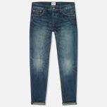 Мужские джинсы Denim Demon Aahka Mid Blue фото- 0
