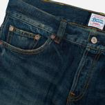 Мужские джинсы Denim Demon Aahka Mid Blue фото- 3