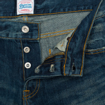 Мужские джинсы Denim Demon Aahka Mid Blue фото- 2
