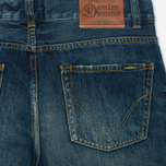 Мужские джинсы Denim Demon Aahka Mid Blue фото- 1
