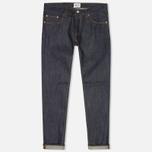 Мужские джинсы Denim Demon Aahka Raw Blue фото- 0