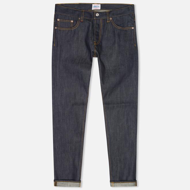 Мужские джинсы Denim Demon Aahka Raw Blue