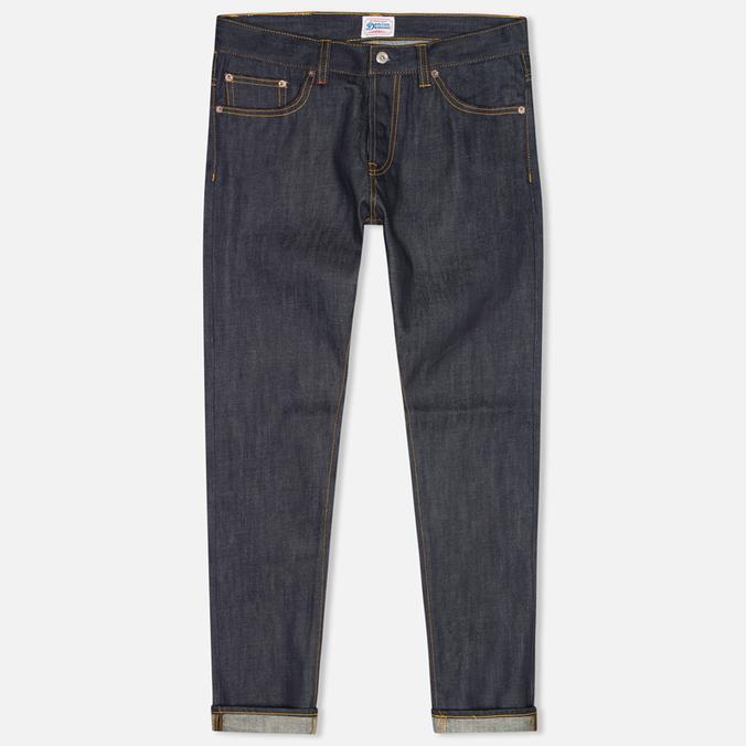 Denim Demon Aahka Men's Jeans Raw Blue