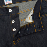 Denim Demon Aahka Men's Jeans Raw Blue photo- 2