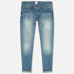 Denim Demon Onne Men's Jeans Light Blue photo- 0