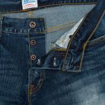 Мужские джинсы Denim Demon Onne Mid Blue фото- 2