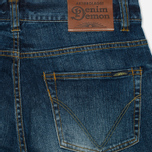 Мужские джинсы Denim Demon Onne Mid Blue фото- 1