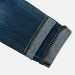 Мужские джинсы Denim Demon Onne Mid Blue фото- 4