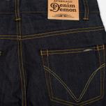Denim Demon Onne Men's Jeans Raw Blue photo- 1
