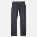 Мужские джинсы Evisu Genes 2008 Regular Fit Raw Jeans фото- 0