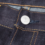 Мужские джинсы Evisu Genes 2008 Regular Fit Raw Jeans фото- 2
