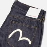 Мужские джинсы Evisu Genes 2008 Regular Fit Raw Jeans фото- 1