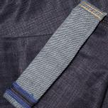 Мужские джинсы Evisu Genes 2008 Regular Fit Raw Jeans фото- 5