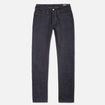 Evisu Genes 2020 Seagull Slim Fit Raw Jeans Indigo photo- 0