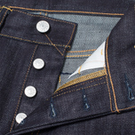 Evisu Genes 2020 Seagull Slim Fit Raw Jeans Indigo photo- 4