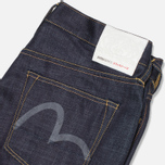 Evisu Genes 2020 Seagull Slim Fit Raw Jeans Indigo photo- 1