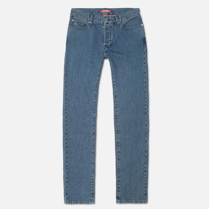 Мужские джинсы Lacoste Live Slim Fit Blue