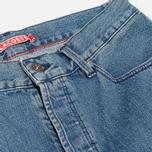 Мужские джинсы Lacoste Live Slim Fit Blue фото- 2